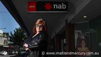 Maitland's National Australia Bank branch will close on August 19 - The Maitland Mercury