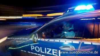 Aussprache von getrenntem Paar eskaliert: Polizeieinsatz - Süddeutsche Zeitung