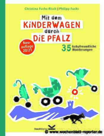 Buchvorstellung am 15.08. im Eisenbahnmuseum Neustadt: Mit dem Kinderwagen durch die Pfalz - Wochenblatt-Reporter