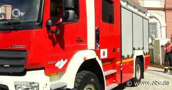 Neustadt/WN: Neues Einsatzfahrzeug LF20-KatS für den Katastrophenschutz - Oberpfalz TV