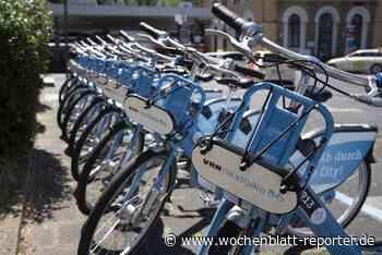 Stadt erweitert Mobilitätsangebot mit umweltfreundlichem Fahrradvermietsystem: In die Pedale, fertig, los! - Wochenblatt-Reporter
