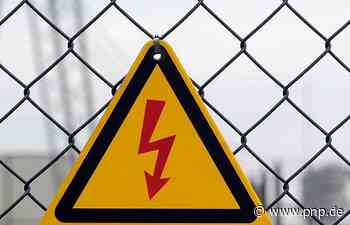 Leitung abgerissen: Stromausfall in der Neustadt - Burghausen - Passauer Neue Presse