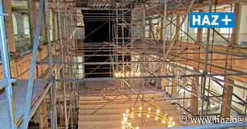 Burgdorf: Sanierung der St.-Pankratius-Kirche soll bis Weihnachten 2020 enden - Hannoversche Allgemeine