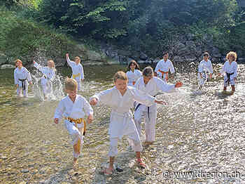 Cooles» Karatetraining während der Sommerferien - D'Region
