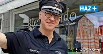 Burgdorf: So verläuft ein Arbeitstag eines Polizei-Kontaktbeamten - Hannoversche Allgemeine
