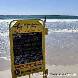 Coastal erosion at Clarkes and Main beach in Byron Bay - Northern Star