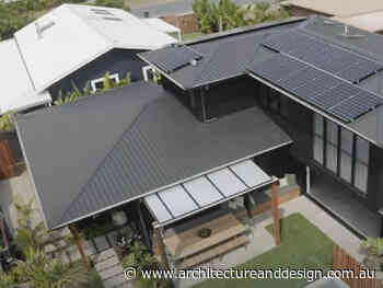 Stunning Byron Bay villa gets a COLORBOND matt finish roof - Architecture and Design
