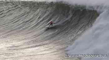 Anglet accueillera une compétition de la World Surf League - mediabask.eus