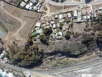 Puerto San Antonio inicia cierre de terrenos en Cerro Centinela - PortalPortuario