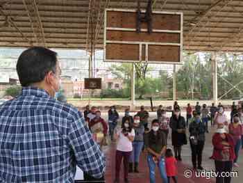 Dan 72 empleos temporales en Atotonilco el Alto - UDG TV