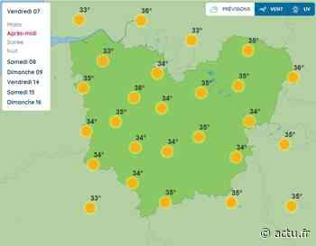 La météo de ce jeudi 6 août 2020 à Pont-Audemer - L'Eveil de Pont-Audemer
