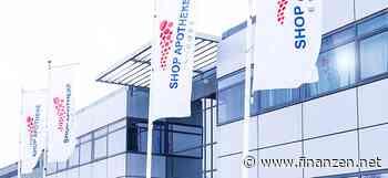 Shop Apotheke-Aktie  im Plus: Shop Apotheke fährt operativen Gewinn ein
