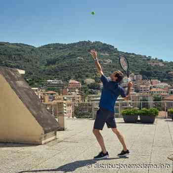 Barilla: un match con Federer sui tetti di Finale Ligure - DM - Distribuzione Moderna