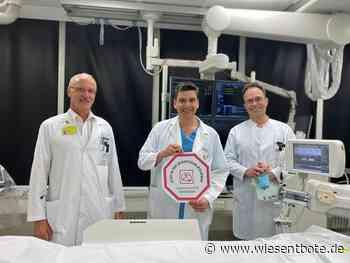 Herzkatheter-Experten made in Bayreuth - Der Neue Wiesentbote