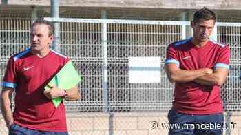 Foot : le club de Bourgoin-Jallieu entame sa série de matches amicaux avec Jérémy Clément comme co-entraîneur - France Bleu