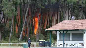 Incendie : Anglet sous le choc - Franceinfo