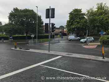 VIDEO: Stepney Drive/Scalby Road junction in Scarborough opens after weeks of roadworks - Here are the changes - The Scarborough News