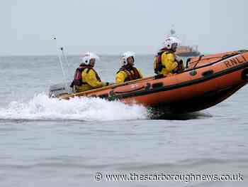 Scarborough lifeboat rescues family of three paddle boarders blown out to sea in Cayton Bay - The Scarborough News