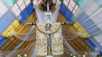 Chiclayo: Decenas de fieles visitan la Santísima Cruz de Motupe en su día central de aniversario - RPP Noticias