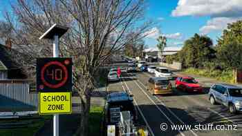 Palmerston North schools have to wait for speed limit reductions - Stuff.co.nz