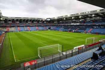 Caen : le club présente son maillot away
