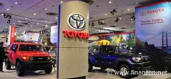 Toyota rechnet wegen Corona-Pandemie mit Gewinneinbruch