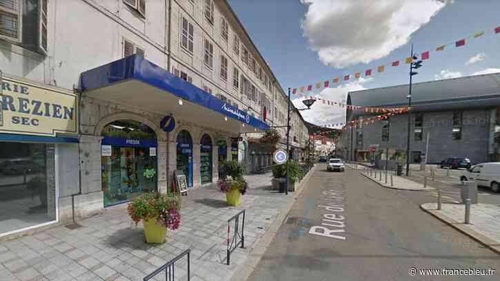 Jura : un quad renverse plusieurs personnes attablées en terrasse à Morez - France Bleu