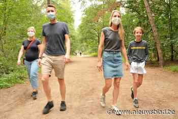 Kalmthoutse Heide: gezellig druk, maar geen overrompeling (Kalmthout) - Het Nieuwsblad