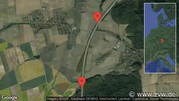 Windelsbach: Staugefahr auf A 7 zwischen Bad Windsheim und Rothenburg ob der Tauber in Richtung Ulm - Staumelder - Zeitungsverlag Waiblingen