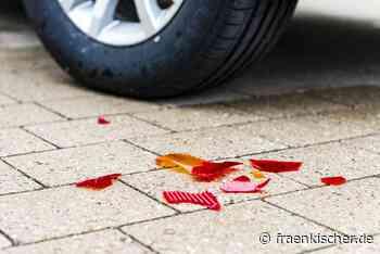 Rothenburg: +++ Verkehrsunfälle mit Sachschaden +++ - fränkischer.de - Fränkischer.de