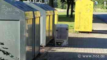 Nehmen Müllprobleme in Bramsche zu? - Neue Osnabrücker Zeitung