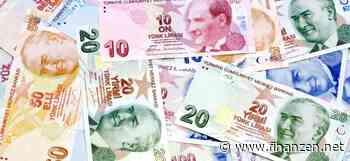 Türkische Lira fällt auf Rekordtief zum US-Dollar - die Gründe