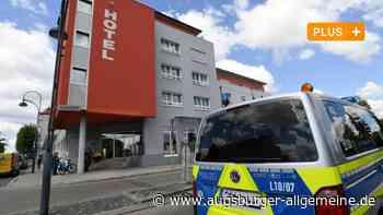 66-Jährige getötet: Tatverdächtiger Ex-Mann wollte sich das Leben nehmen - Augsburger Allgemeine