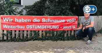 BI für Ostumgehung in Celle knickt die Banner: Jetzt ohne BUND-Schelte - Cellesche Zeitung