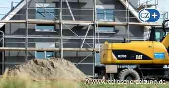 Trend zum eigenen Haus mit Garten hält im Kreis Celle an - Cellesche Zeitung