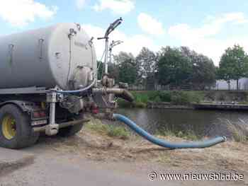 Droogte speelt natuur parten, gouverneur verbiedt oppompen van water in hele provincie