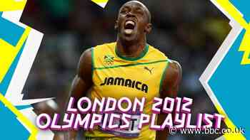 London 2012: Glory for Bolt & Murray in best of day nine action - BBC News