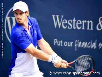 Andy Murray Receives a Western & Southern Open Wild Card - Tennis Panorama