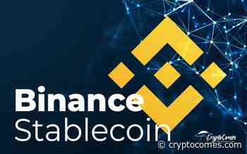 Syscoin Network Adopted by Binance's BUSD Stablecoin, SYS Price Soars 50 Percent - CryptoComes