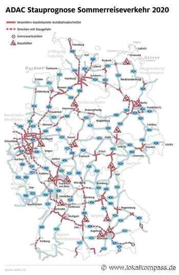 Stauprognose für 7. bis 9. August - Marl - Lokalkompass.de