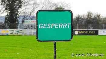 Fußball in Marl: Vier Corona-Fälle bei Sinsen - Mannschaft in Quarantäne - 24VEST