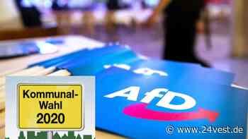Kommunalwahl in Marl: AfD hält Kandidaten geheim - Stadt gibt sie bekannt - 24VEST