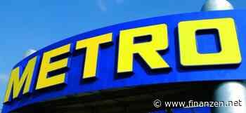 METRO-Aktie zieht dennoch kräftig an: METRO weitet Nettoverlust aus