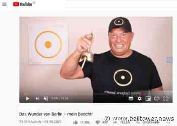 "Rechtsalternative Medien: Wie Heiko Schrang sich als ""friedlicher Kämpfer"" der rechten Esoterik inszeniert - Belltower News"