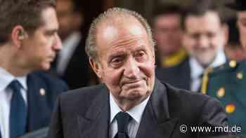 Juan Carlos: Spanische Medien spekulieren wo er sich aufhält - RND
