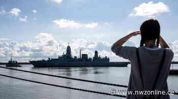 """Im Einsatz Für Eu-Mission """"irini"""": Fregatte aus Wilhelmshaven auf dem Weg nach Libyen - Nordwest-Zeitung"""