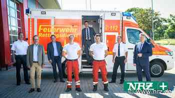 Rettungswache Neukirchen-Vluyn offiziell in Betrieb genommen - NRZ