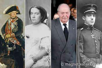 Todos los reyes de España desde 1800 han pasado por el exilio. Juan Carlos I no será una excepción - Magnet