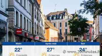 Météo Mulhouse: Prévisions du jeudi 6 août 2020 - 20minutes.fr