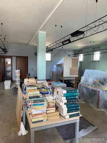 Fase 3, la biblioteca di Cogliate si è rifatta il look - ilSaronno